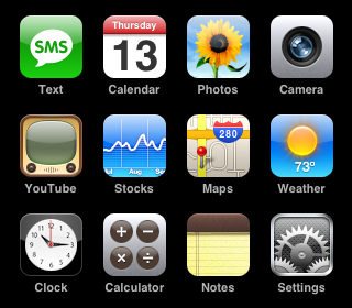 Iphoneicons